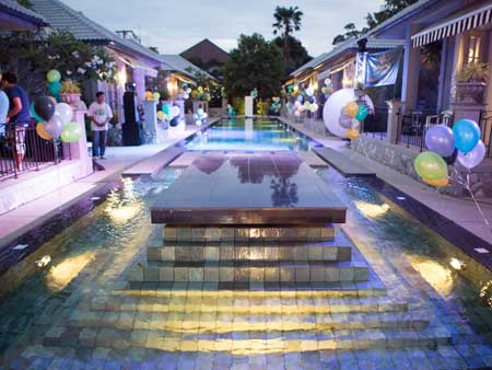 party accommodation in thailand