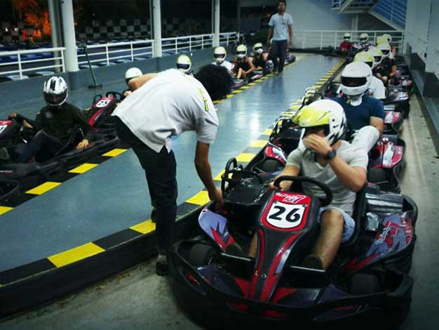 karting in thailand