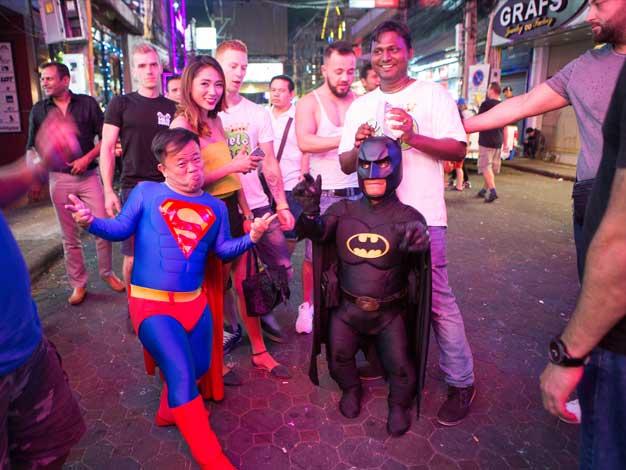party dwarf bangkok