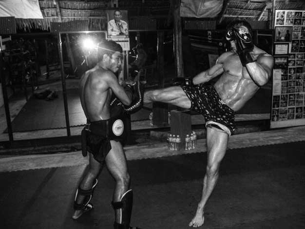 muay thai boxing classes