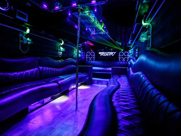 party bus in bangkok