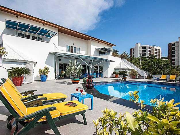 private villa in pattaya