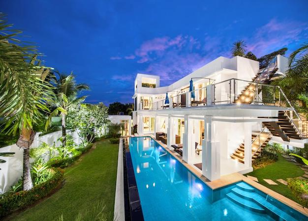 vip villa in pattaya