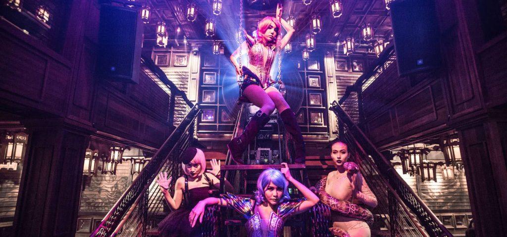 bangkok club vip show