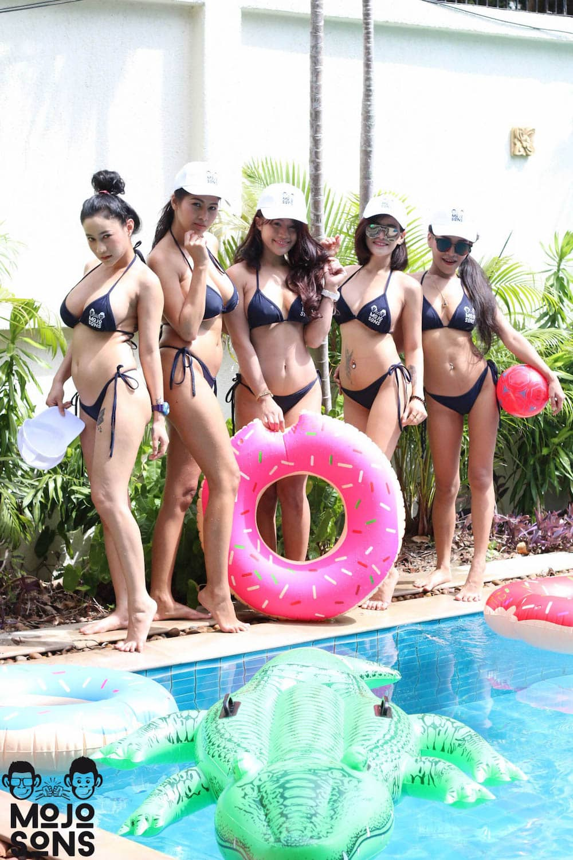 mojobabes pool bikini