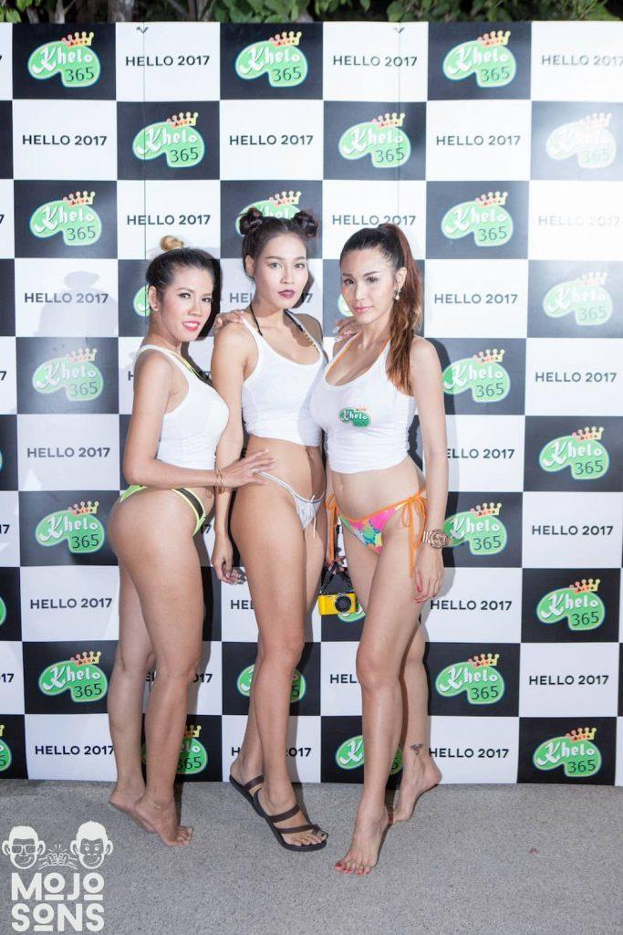 bikini models pattaya