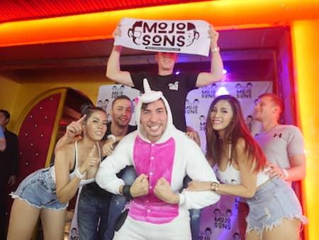 mojosons bachelor party bangkok
