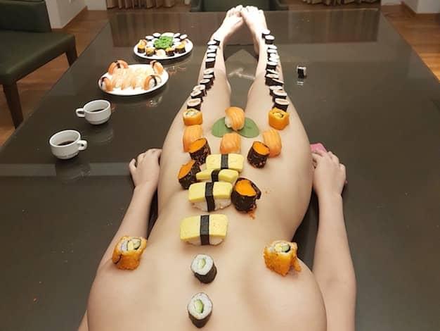 mojosons body sushi
