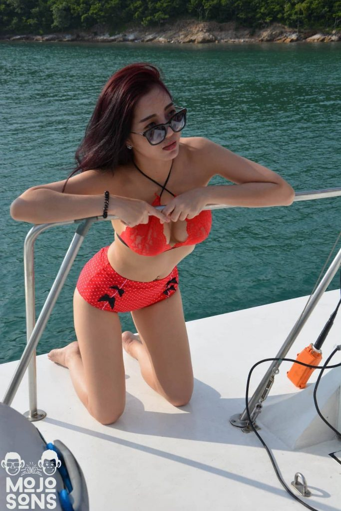 bikini thai girl mojosons