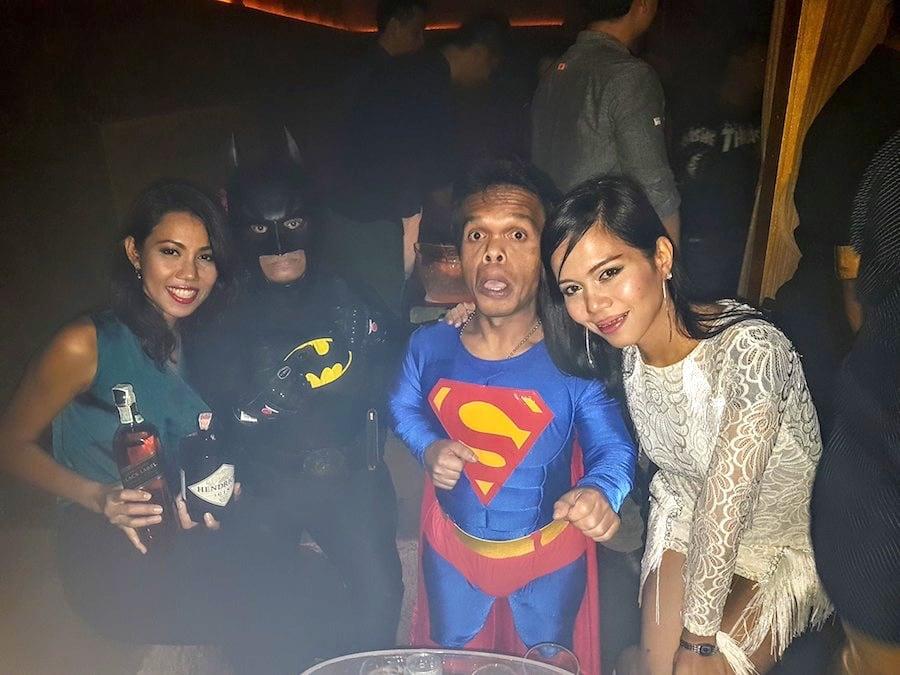 midget superheroes party guides bangkok