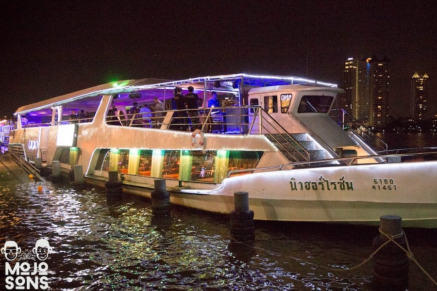 party boat bangkok