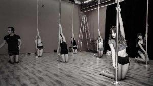 pole dance class bangkok