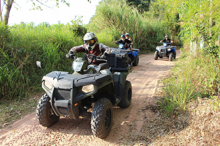 atv tours pattaya