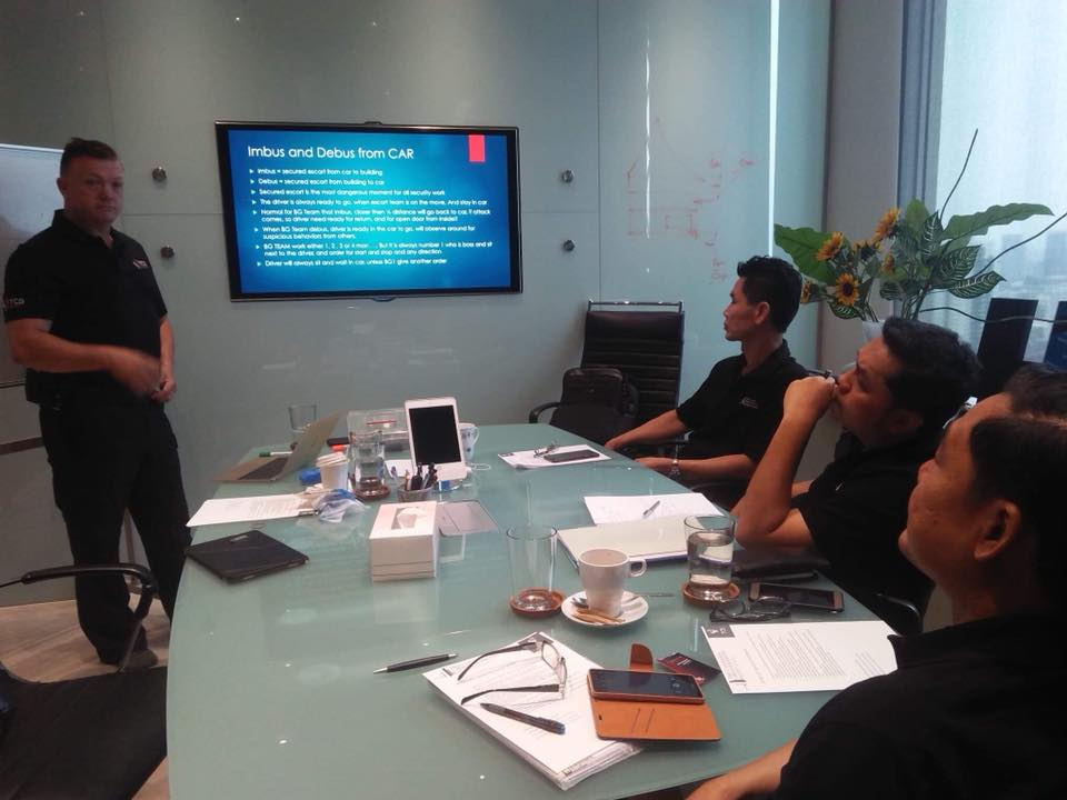 tcb security protection meeting