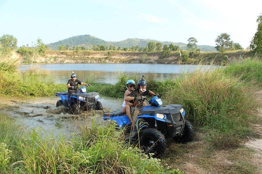 ultimate atv pattaya