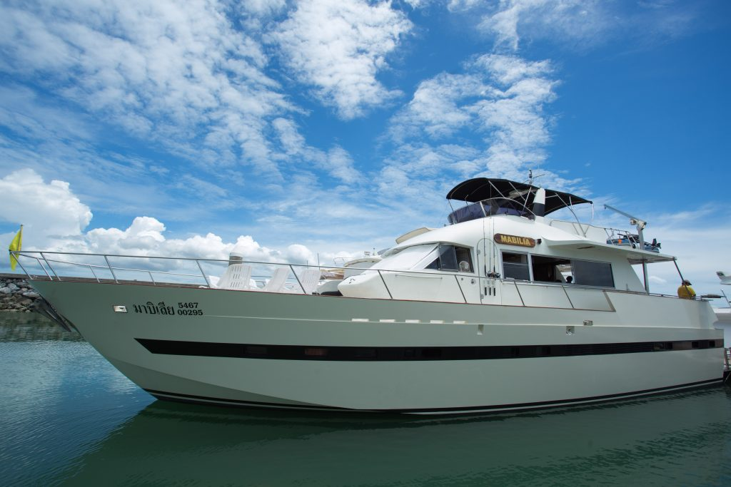 mabilia private yacht pattaya