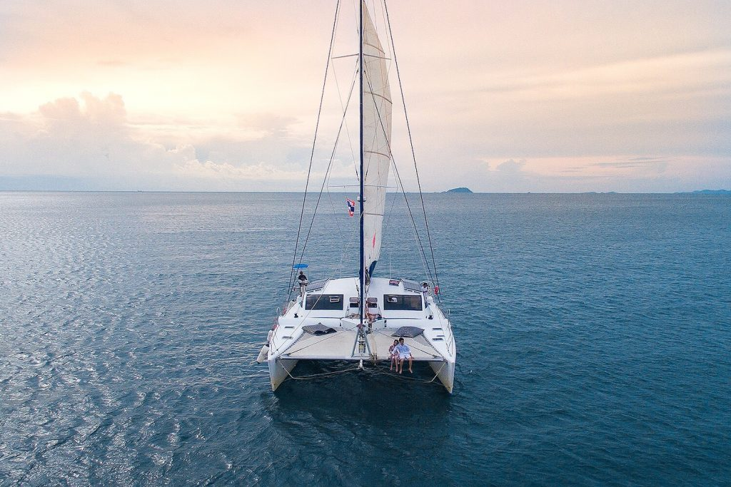 catamaran charter pattaya