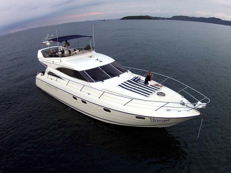 joker motor yacht pattaya