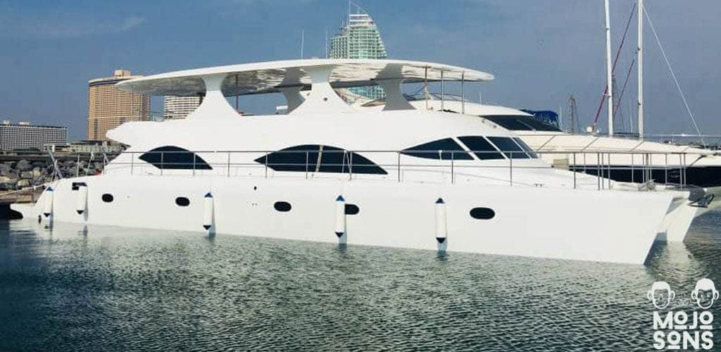 catamaran spy 75 pattaya charter
